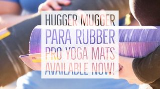 New Mats from Hugger Mugger!