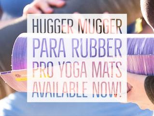 New Mats from Hugger Mugger!