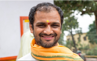 Great News from Mysore! Sharathji will be teaching this year.