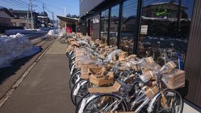 自転車店での買い方