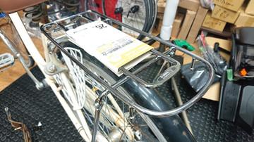 自転車の荷台の「クラス」とは