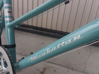 【さくっと載せて乗る】マンハッタンバイク MC406X