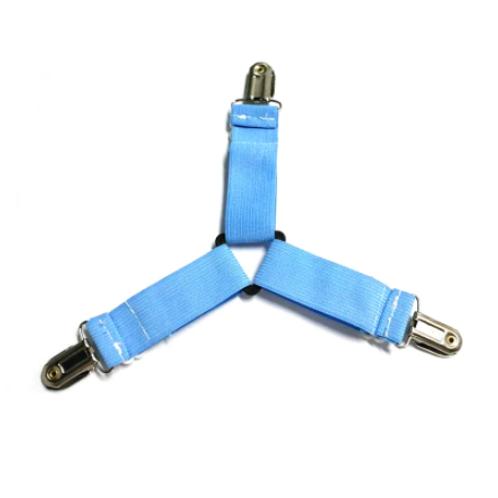 Держатель для простыни (синий)