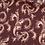 Thumbnail: Покрывало Шоколадные узоры Евро