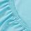 Thumbnail: Простынь трикотажная на резинке Голубая 1.6
