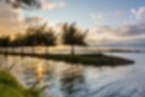 uitwaaien aan het Oldambtmeer