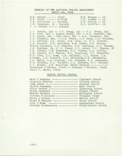History of the Gastonia Police Department_Page_20