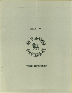History of the Gastonia Police Department_Page_01