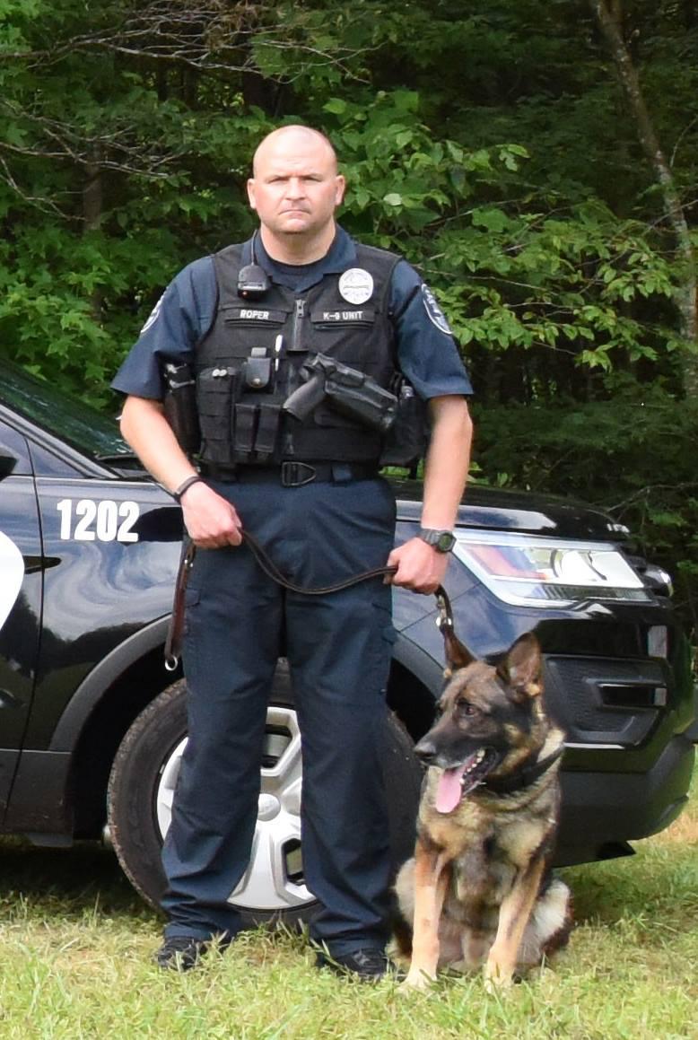 Officer Roper & Jack