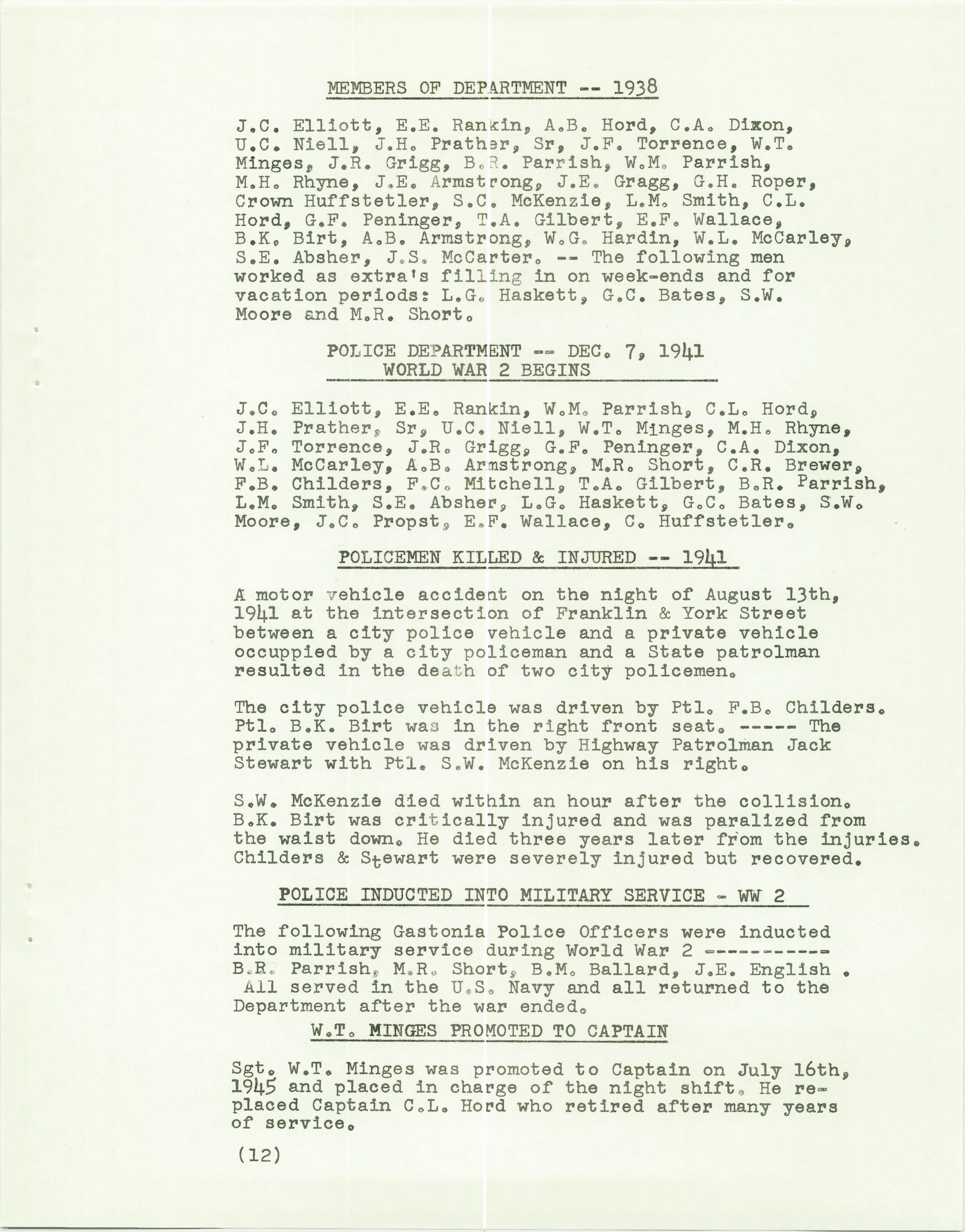 History of the Gastonia Police Department_Page_13