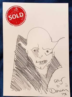 Petyr In The Dark 2. (Sold)