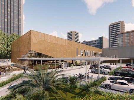 Nova La Ville - novo projeto.