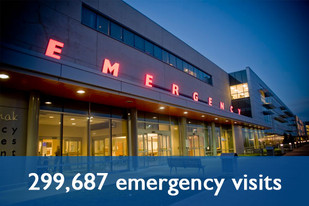 You've heard about our patient volumes, but what about everything we're doing to improve the patient experience in our Emergency Departments.