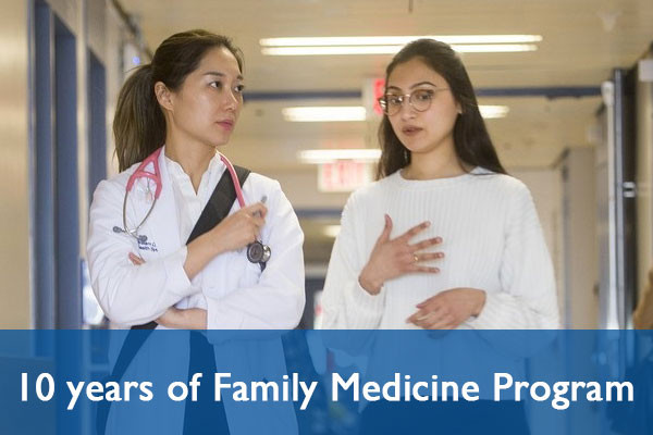 It was a big year for education at Osler! Our Family Medicine Program turned 10 and we became an official clinical education campus.
