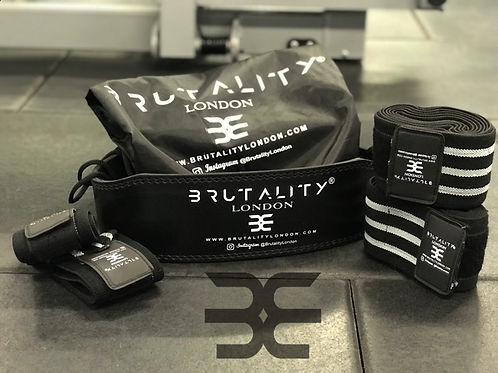Package of Gym Accessories & Free Gym Bag