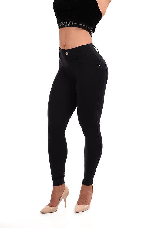 Black Legging Jeans  Supplex
