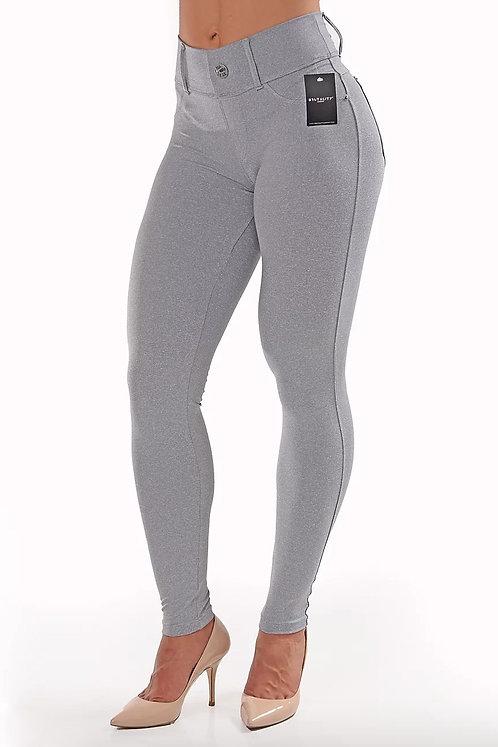 Fit Slim Gray Skinny Jeans