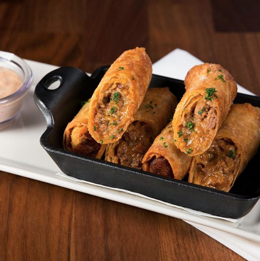 Cheesecake Factory New Menu Roll-Out