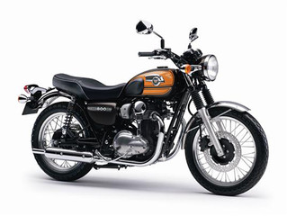 "KAWASAKI W800 ""FINAL EDITION"""