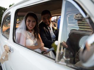 Patricia y David se casan!