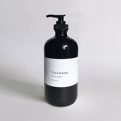Teakwood Hand Wash