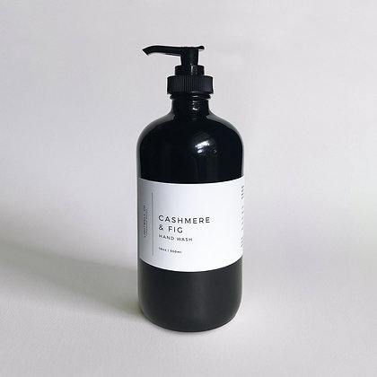 Cashmere + Fig Hand Wash