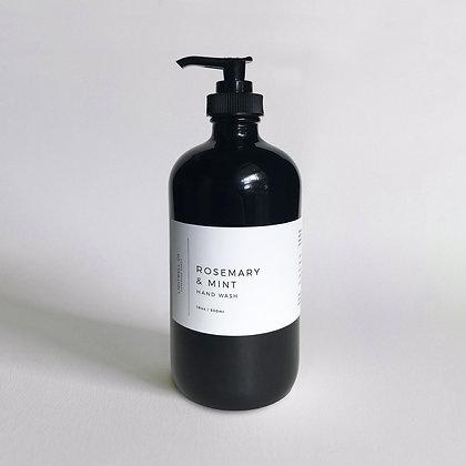 Rosemary + Mint Hand Wash