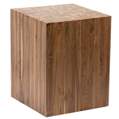 Cube End Table