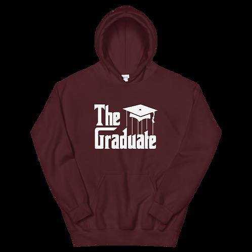 The Graduate - Hoodie (dark)