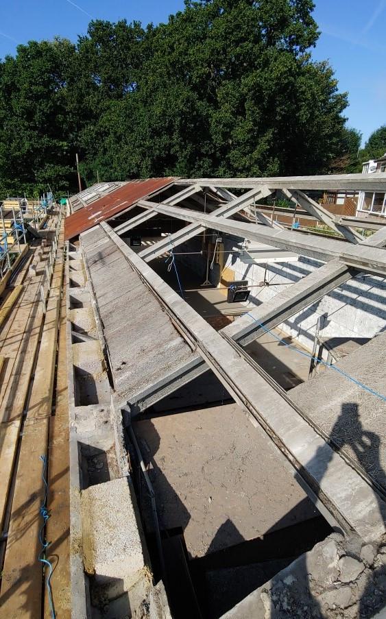 Roof preparation