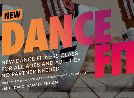 GET FIT AT OUR  NEW CLASS