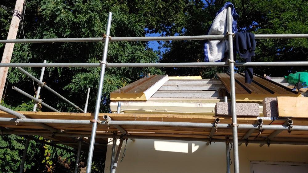 Roof start