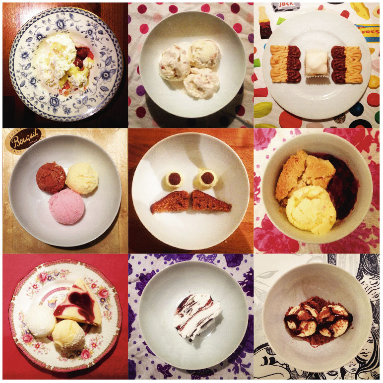 Instagram 'Puddingdave' project