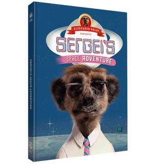 Sergei's Meerkat Tales book