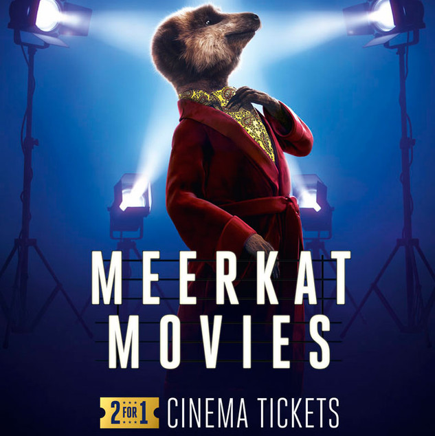 Meerkat Movies poster portrait