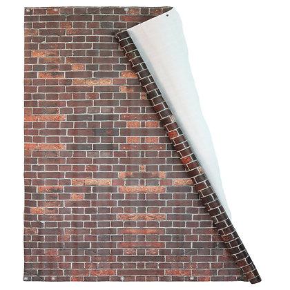 Printed Screen - Brick 180cm