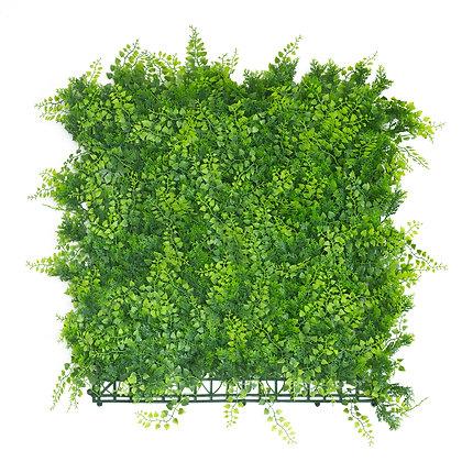 Golden Pine 50x50cm Artificial Hedge Tile