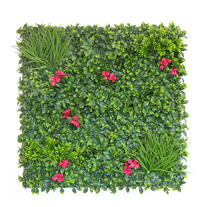 Flower Rush Artificial Luxury Tile 1x1m