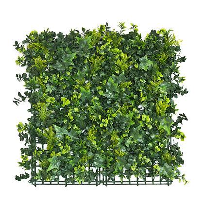 English Elm 50x50cm Artificial Hedge Tile