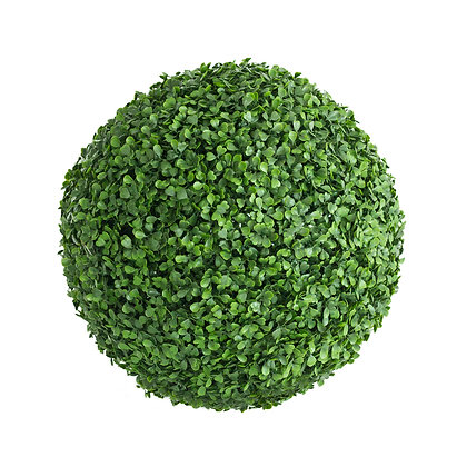 English Box Topiary Ball 33cm