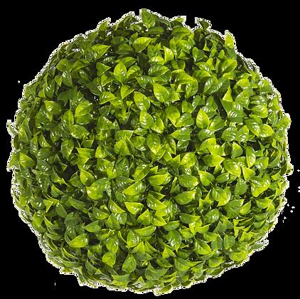 Artificial Topiary Ball Pittosporum 33cm