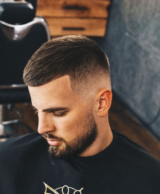 Dragon's cut & Beard trim.