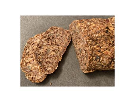 Ballaststoffreiches Power Brot