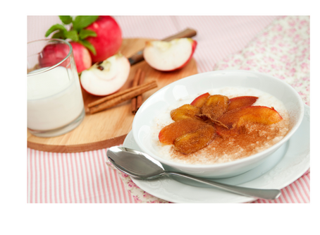 Eiweissreiches, getreidefreies Porridge