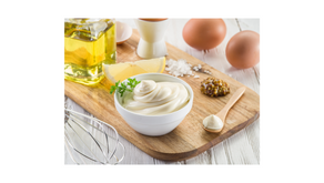 Selbstgemachte Mayonnaise