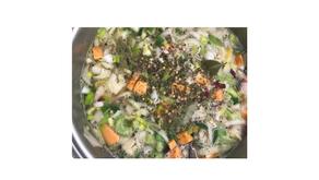 Wärmende Gemüsesuppe für kalte Tage