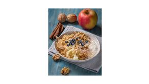 Blitzschnelle Frühstücksvariante: Apfel Zimt Bowle