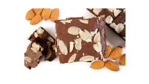 Schokoladen- Mandel- Brownies