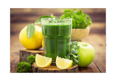 Der grüne Smoothie