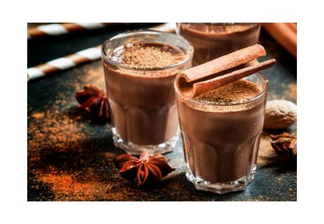 Heisse Schokolade für Körper, Geist und Seele